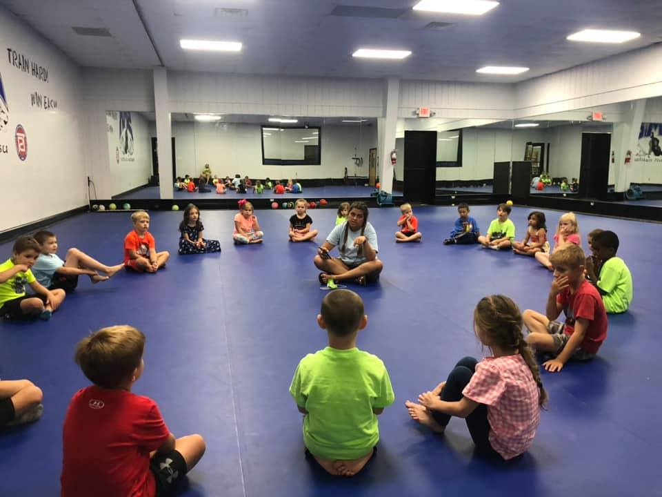 O, Spartanburg Martial Arts Spartanburg SC